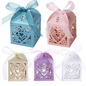 Lovely Wedding Gift Boxes